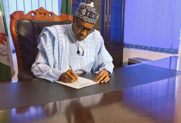 Buhari bars AIT from covering his activities