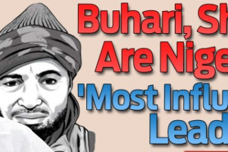 'Most influential people' Buhari,Oby Ezekwesili,Chimamanda Adichie,Shekau make list