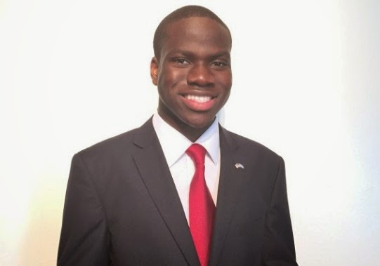 Harold Ekeh, the Nigerian student who was accepted into all 8 Ivy League schools