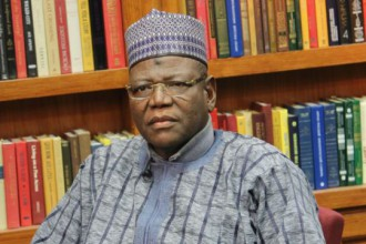 [BREAKING] Governor Sule Lamido's Deputy, Others Defect To APC