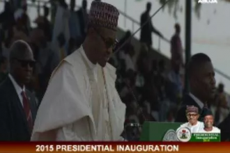 President Buhari's Inaugural Speech (VIDEO & TEXT)