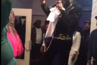[VIDEO] Wild Babes invaded Awilo's Stage while Performing in Berlin Germany