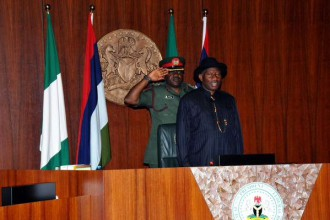 Jonathan Submits National Conference Report To Lawmakers