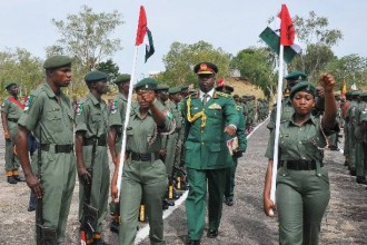 Nigerian Army withdraws 34 generals from service