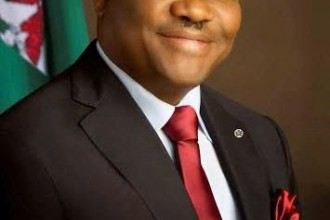 Nyesom Wike Governor Elect Rivers State releases Official Potrait