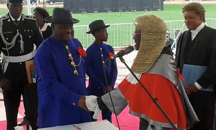 Inaugural Speech of the Governor of Rivers State Nyesom Wike (TEXT)