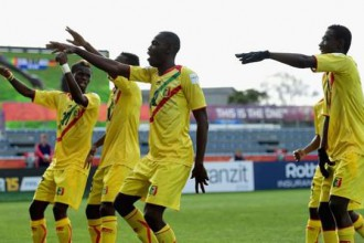 [FIFA U-20 World Cup] Mali beat Germany to book semi-final place