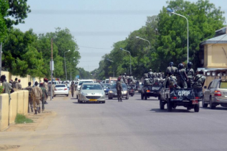 [BREAKING] 23 killed, 101 wounded in suicide bombings on Chad police