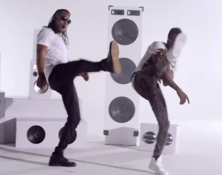 [NEW MUSIC VIDEO] Diamond Platnumz – Nana ft. Flavour (WATCH + DOWNLOAD)