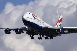 South African Man falls from British Airways flight (PHOTOS)