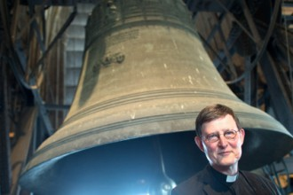 Catholic churchs in Germany tolls its bells drowned refugees