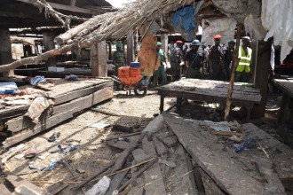 [BOKO HARAM] 4th Boko Haram Attack In Five Days Claims 6 Lives In Maiduguri