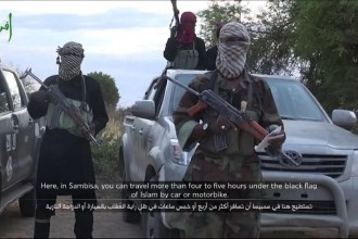 [VIDEO] Boko Haram releases new video as suicide blast kills 13