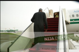 President Buhari missing at the On-going AU Summit-Nigeria's President Muhammadu Buhari departed Nigeria for South Africa to attend the 25th African Union (AU) Summit holding in Johannesburg.