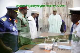 Buhari Orders Release Of $21m Within Next One Week For MNJTF-President Muhammadu Buhari has directed the immediate release of $21 million (N4.2 billion) to the Multinational Joint Task Force, MNJTF.