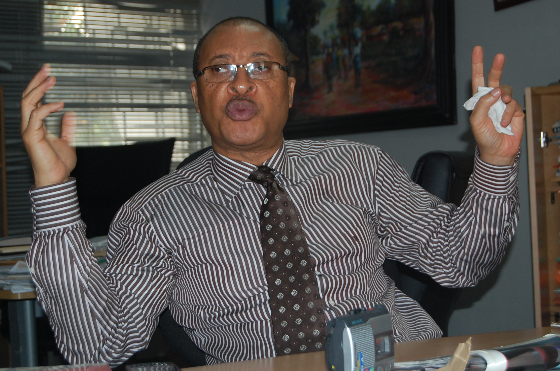 [POLITICS] They Have Hijacked Our Change Again by Prof Pat Utomi
