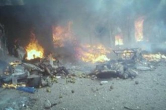 [BREAKING] Twin blast rocks Potiskum,Yobe State killing 10
