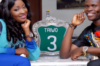 [PHOTO NEWS]Footballer Taye Taiwo shares beautiful photos of his family