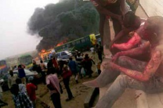 [BREAKING] Twin Bomb Explosion rocks Gombe Market (PHOTOS)