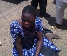 Boko Haram member who disguised as a woman apprehended in Yola (photos)