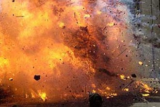 [BREAKING] Explosion rocks ECWA Church in Tundun Wada in Jos Plateau State