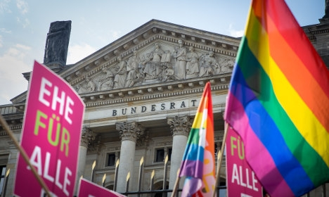 German conservatives say 'no' to gay marriage