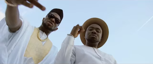[MUSIC VIDEO] D'banj ft. Ice Prince – SALUTE