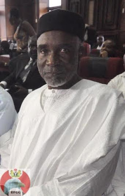 Former Adamawa Gov,Murtala Nyako & son, granted N350million bail