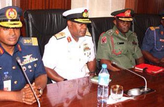 [PROFILE] The Newly Appointed Nigerian Service Chiefs (PHOTOS)