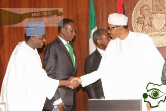 [PHOTO NEWS] Buhari administers OATH OF OFFICE to SGF, NSA AND SA ON MEDIA