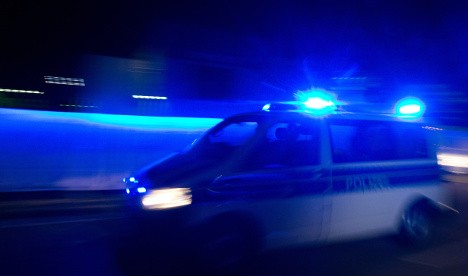 """[GERMANY] Robber threatens woman with """"HIV syringe"""""""