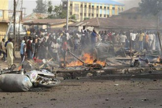 50 dead, 95 injured in Maiduguri blast