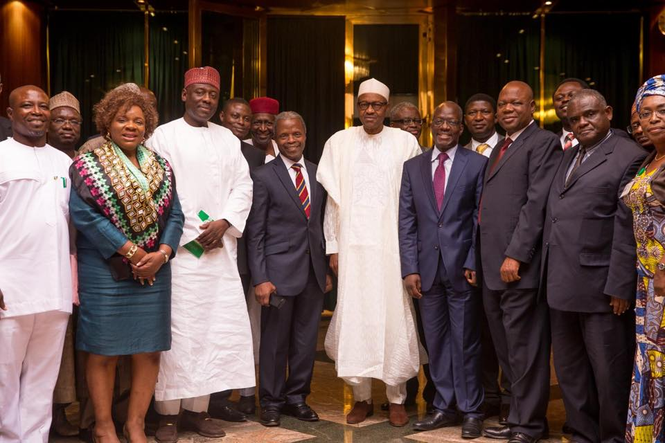 buhari Foreign Affairs 5