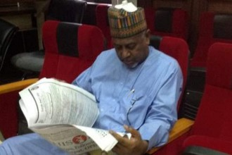 [DASUKI] Court grants former NSA bail on self-recognition