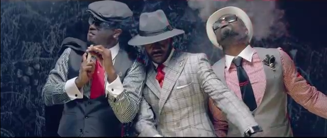 [MUSIC VIDEO] J Martins ft P Square – Kwaroro
