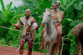 [NEW MUSIC VIDEO] Kcee – Agbomma