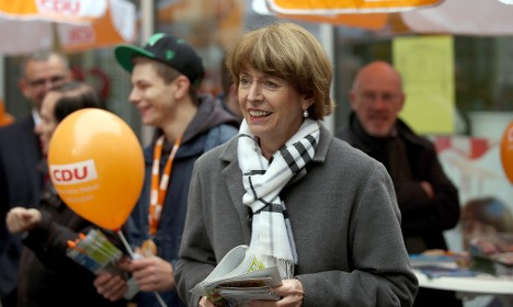 [BREAKING] Female Mayoral candidate stabbed in west Germany,ahead of Sunday Election