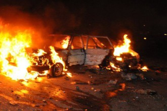 [BREAKING] Boko Haram blows up, market, police station in Abuja