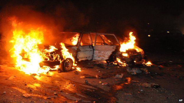 [BREAKING] Boko Haram ignites Maiduguri with Multi Bomb Blasts