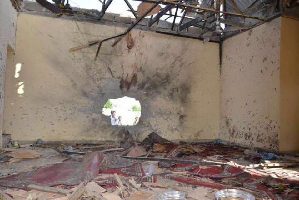 [BREAKING] 3 Female Suicide Bombers Attack Borno Again