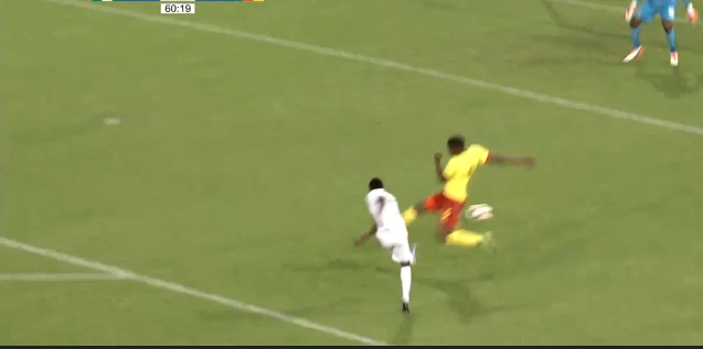 A Great Goal from simon Moses from a counter attack