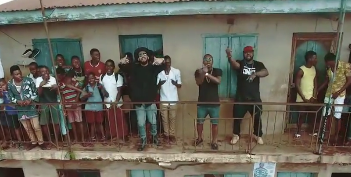 [MUSIC VIDEO] Phyno – Connect