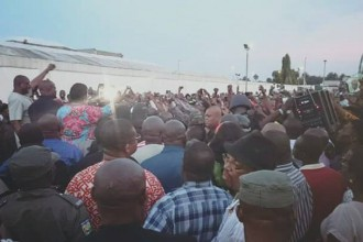 Gov Wike returns from Abuja,releases Press Statement