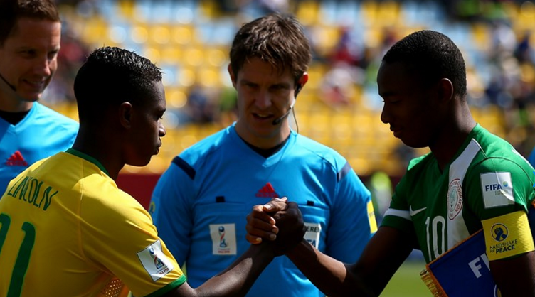 Chile 15 Nigeria vs Brazil 4