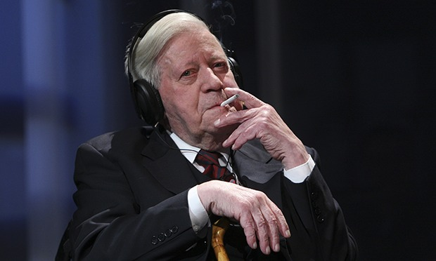 [BREAKING] German oldest former Chancellor Helmut Schmidt passes on
