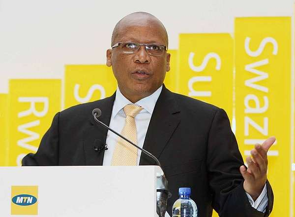MTN CEO Sifiso Dabengwa resigns following $5.2 billion NCC fine