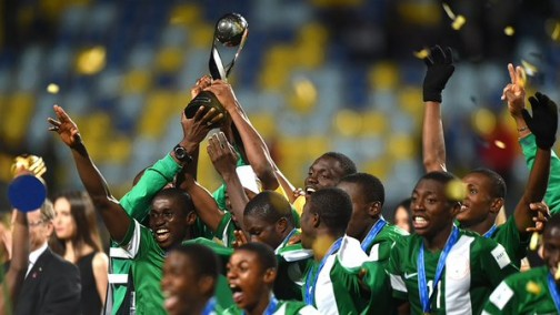 """Buhari's N20,000 to us a """"Big Suprise & Dissappointment- Says Golden Eaglet Captain"""