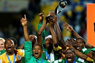 [BREAKING] Nigeria wins 5th U-17 World Cup Title