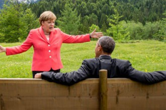 [FORBES] German Merkel now more powerful than Obama