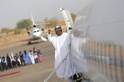 [PRESIDENTIAL JAMBOREE] Buhari leaves for South Africa tomorrow